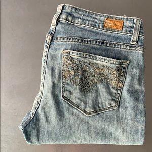 Paige | laurel canyon jeans